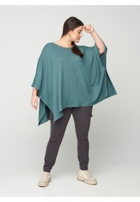 Zizzi - Cape - green - 1