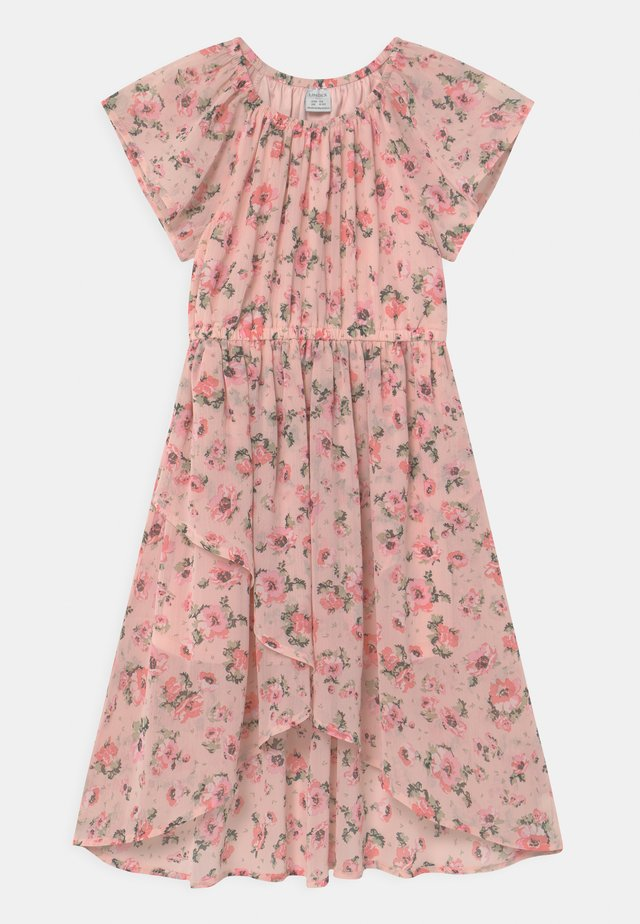 HI AND LOW HILLARY - Cocktail dress / Party dress - light dusty pink