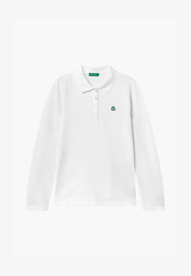 BASIC GIRL - Polo - white