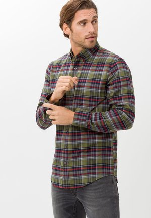 STYLE DRIES - Shirt - green