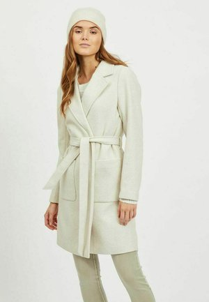 Classic coat - super light natural mel