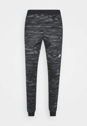 Tracksuit bottoms - black/iron grey