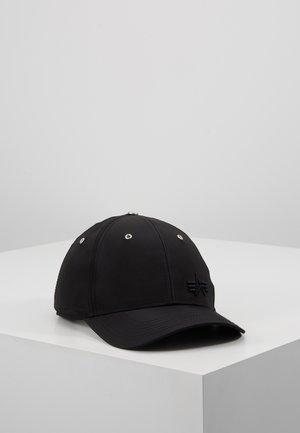 SMALL LOGO FLIGHT  - Cap - black