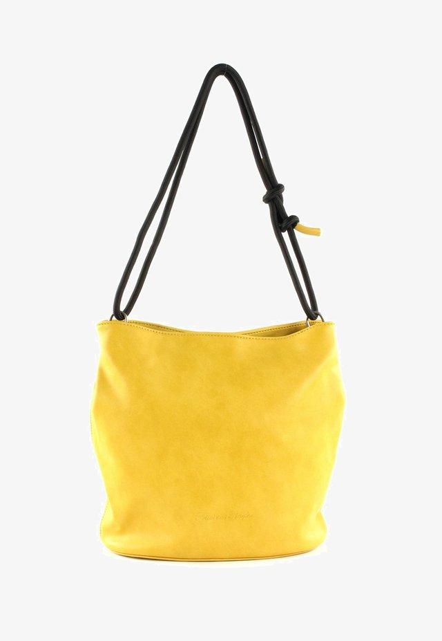 ELMA - Handtasche - lemon