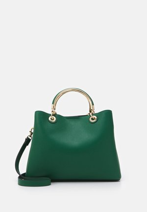 CHERRAWIA - Handbag - green