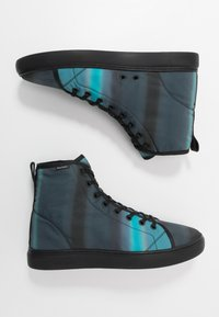 PS Paul Smith - DREYFUSS - Sneakersy wysokie - dark navy - 1