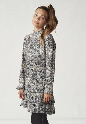 LMTD - Korte jurk - multi/beige