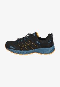 Kastinger - Sneakers laag - black/orange - 0