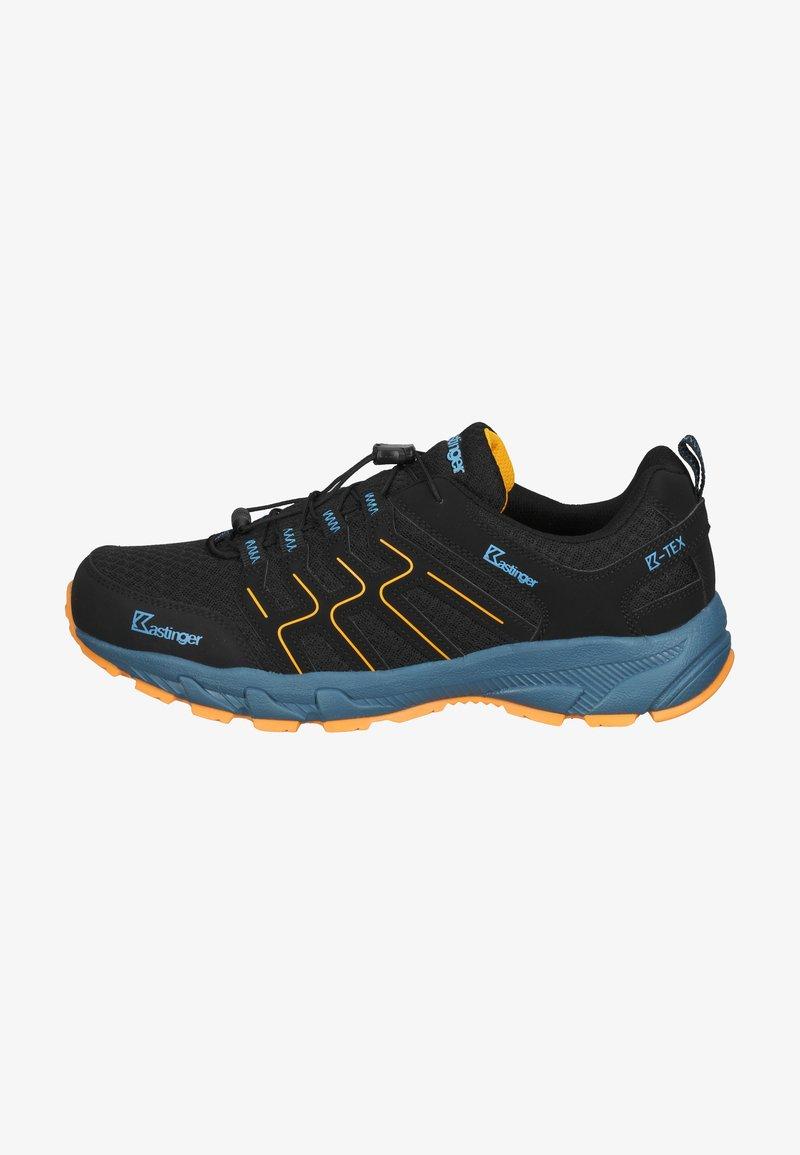 Kastinger - Sneakers laag - black/orange