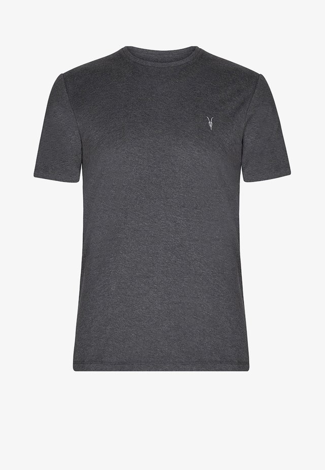 BRACE - T-shirt basique - charcoal marl
