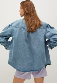 Mango - Denim jacket - middenblauw - 2