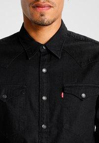 Levi's® - BARSTOW WESTERN - Shirt - black - 3