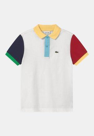 Poloshirts - farine/multico