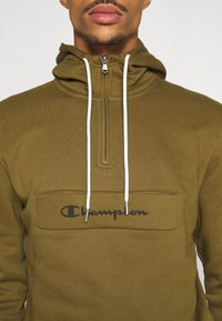 Champion - LEGACY - Sweat à capuche - olive - 5