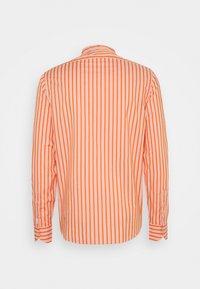 Scotch & Soda - LIGHTWEIGHT STRIPED SHIRT - Shirt - orange - 1