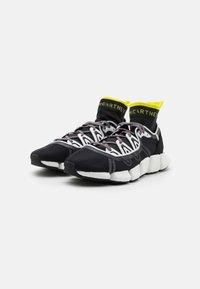 adidas by Stella McCartney - ASMC CLIMACOOL VENTO - Zapatillas de running neutras - footwear white/acid yellow/core black - 1