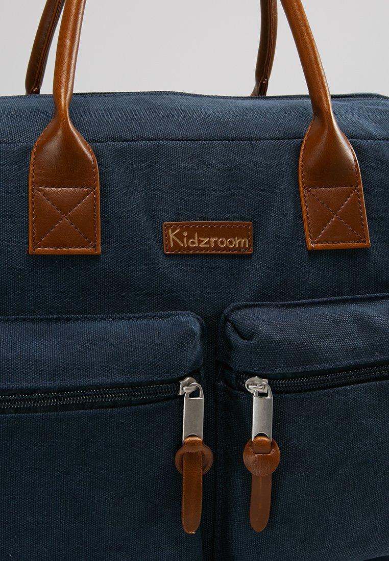 Kidzroom VISION OF LOVE DIAPERBAG Stelleveske blue