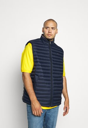 CORE PACKABLE VEST - Smanicato - blue