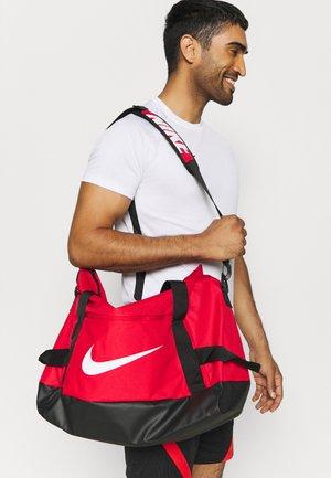 ACADEMY TEAM - Sports bag - university red/black/white
