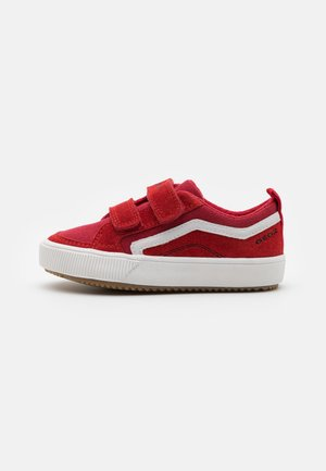 ALONISSO BOY - Trainers - red/white