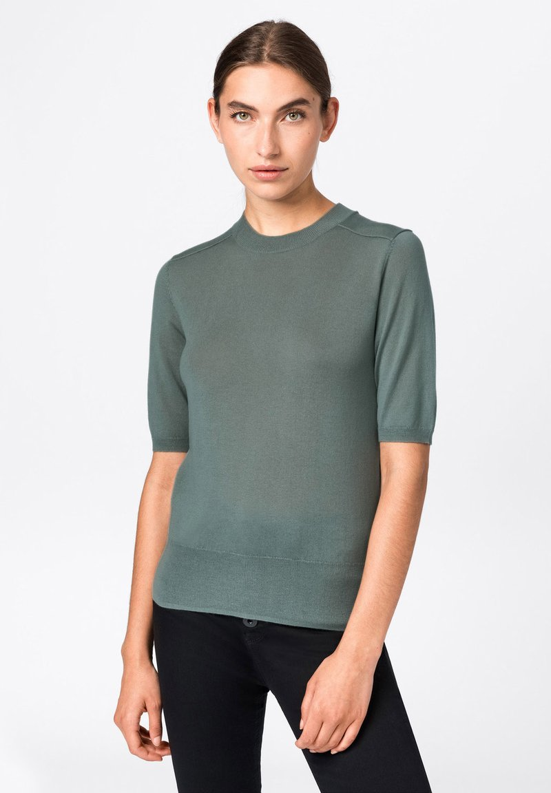 HALLHUBER - Print T-shirt - mint