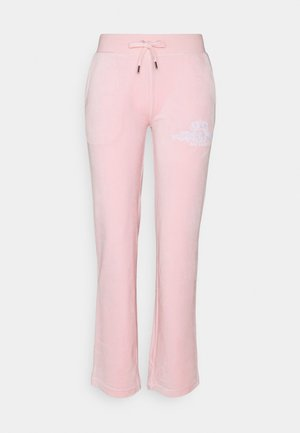 ANNIVERSARY CREST TRACK PANTS - Trainingsbroek - almond blossom