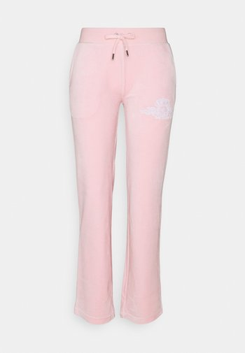 ANNIVERSARY CREST DEL RAY PANTS - Tracksuit bottoms - almond blossom