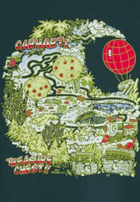 Carhartt WIP - TREASURE - Print T-shirt - deep lagoon - 5