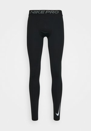 WARM - Leggings - black/white