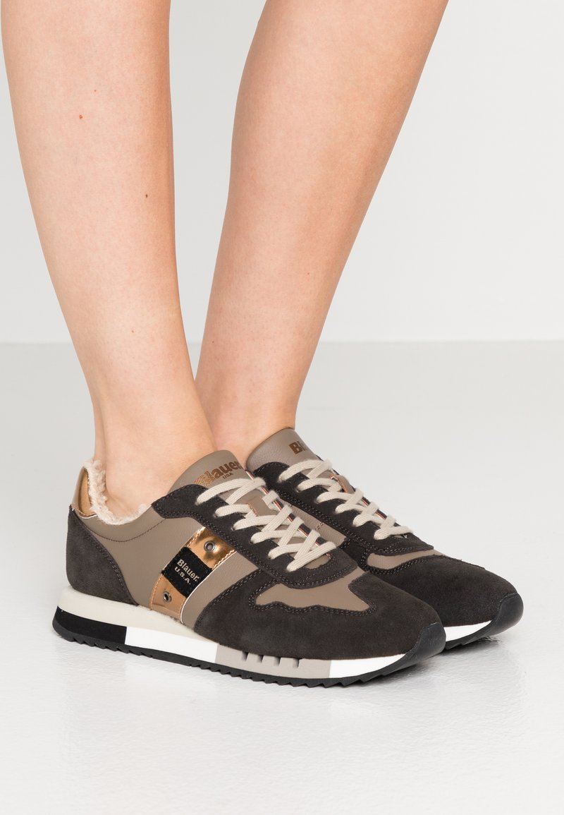 Blauer - MELROSE - Trainers - taupe