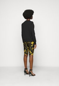 Versace Jeans Couture - LADY LIGHT - Mikina - black/gold - 2