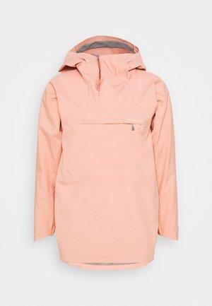 THE SHELTER - Ski jacket - beaker pink