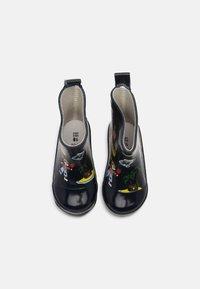 Playshoes - PIRATENINSEL - Wellies - marine - 3