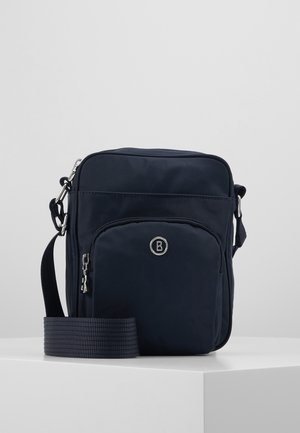 VERBIER MATS SHOULDERBAG - Across body bag - darkblue