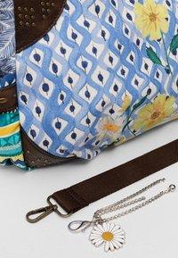Desigual - BOLS FREYJA NOIVA - Handbag - blue - 6