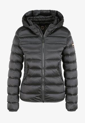 Gewatteerde jas - dark grey