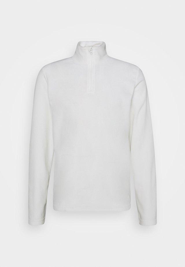 HIKEE - Fleece trui - vintage white