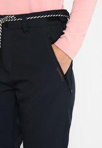 Brunotti - TAVORS  - Zimní kalhoty - black - 5