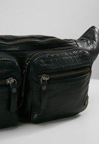 DEPECHE - BUMBAG - Bum bag - black - 6