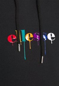 Ellesse - BAZ OH HOODY - Sweatshirt - black - 5