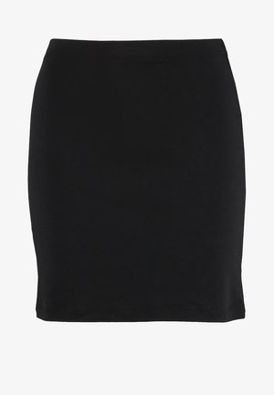 TUTTI - Mini skirt - black