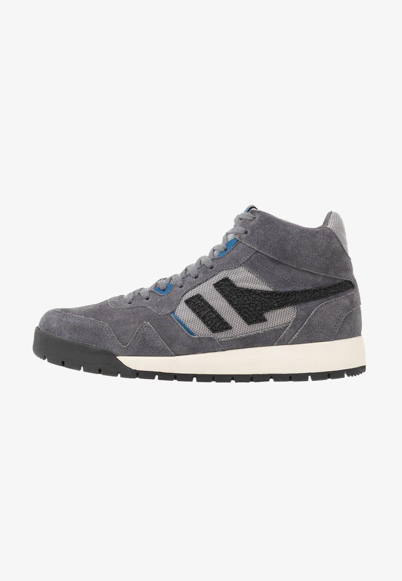 Gola - SUMMIT - Höga sneakers - shadow/black