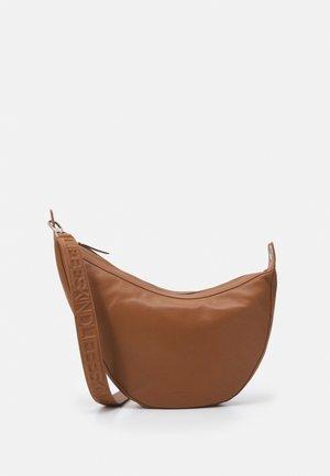 HAHOBOM - Bolso de mano - caramel