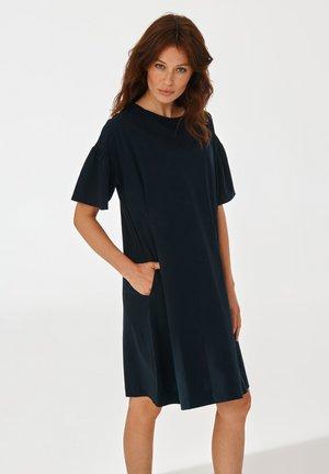 Denní šaty - navy blue