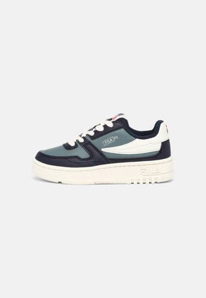 FXVENTUNO KIDS - Sneakers laag - navy/trooper