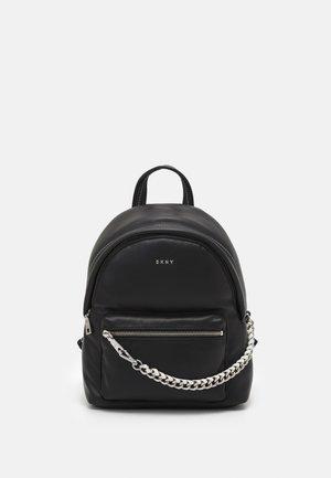 QUINN - Reppu - black/silver-coloured