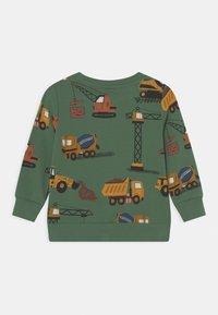 Lindex - MINI VEHICLES - Sweatshirt - green - 1