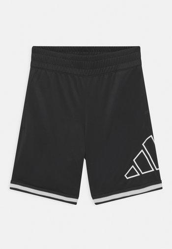 LOGO BASKETBALL UNISEX - Sports shorts - black