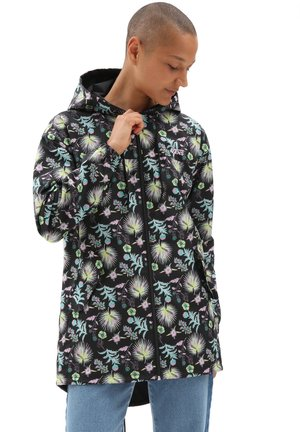 WM MERCY REVERSIBLE PARKA - Parka - black imperfect floral