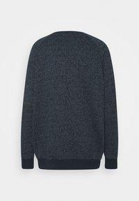 Jack & Jones - JORHIDE CREW NECK - Sweatshirt - navy blazer - 1